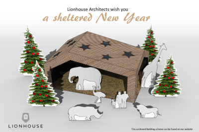 We wish you a sheltered New Year!